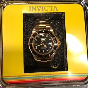 Limited Edition Mens Invicta Watch 8929OB